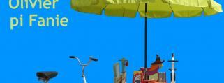 Pour une matinée festive et musicale Olivier Pi Fanie animeront cette inauguration sur la place du commerce. Avec leurs voix, un accordéon diatonique, une flûte traversière et des instruments insolites ! … Avec de la musique, des chants, des danses et surtout pour les petits le manège à vélo ! … Venez profiter de ce spectacle drôle et tendre à la fois « tot en goule pi en musique »