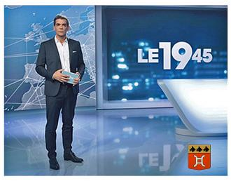 """Emission de M6: """"Le19:45"""" Reportage à Sainte-Flaive-des-Loup"""