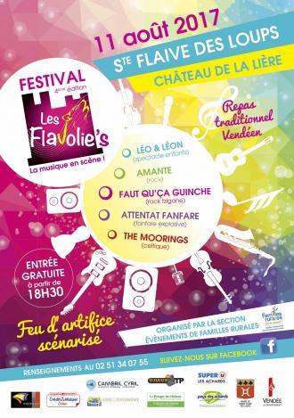 FESTIVAL   FLAVOLIE'S