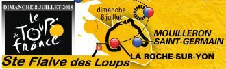 Jusqu'au jour J nous vous accompagnerons pour répondre au mieux à toutes les questions pratiques que vous pouvez vous poser dans le cadre de la seconde Etape du Tour de France dimanche 8 juillet 2018. Ainsi, nous mettrons régulièrement à jour cette page avec les nouvelles informations.