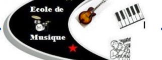 INSCRIPTION ÉCOLE DE MUSIQUE À SAINTE–FLAIVE–DES LOUPS