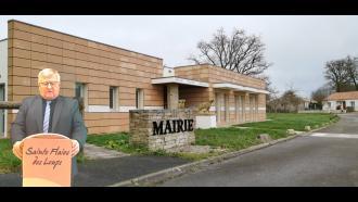 Vidéo des Vœux 2021 de M. Patrice Pageaud Maire de Sainte-Flaive-des-Loups